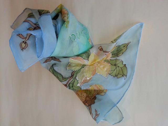 scarf  Magnolia