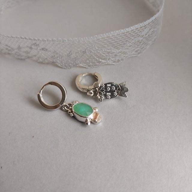 paparčio žiedai